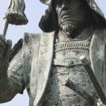 Samuari Statue