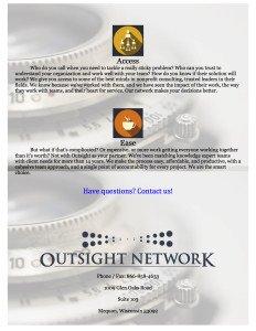 Outsight Network-Lead Strategist pg5